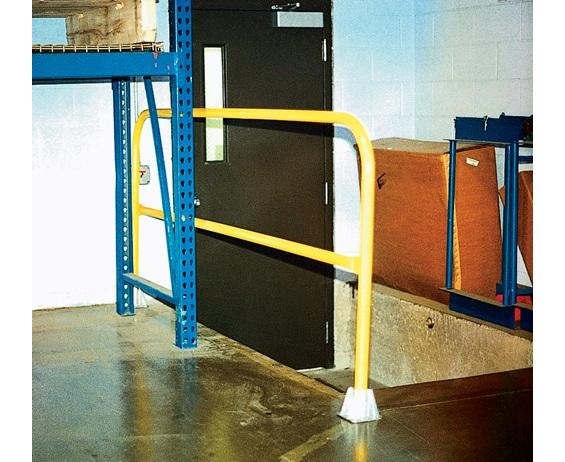 DOCK SAFETY RAILINGS OPTIONS