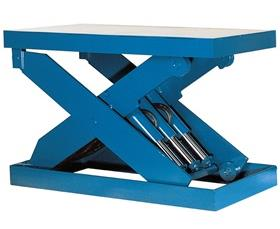 HEAVY DUTY SERIES SCISSORS LIFT TABLES