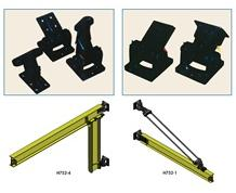 """DO-IT-YOURSELF"" WALL OR COLUMN BRACKET KITS"