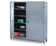 DOUBLE SHIFT INDUSTRIAL CABINETS